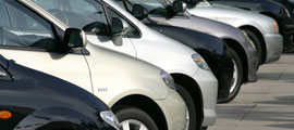 Car Rental Fleet in Tenerife